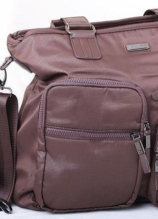 ad73d1af8e08 Мужская сумка valentino rudy коричневая 31096-3, цена - 550 грн ...