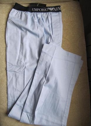 Emporio аrmani брюки р. 50 l новые оригинал штаны