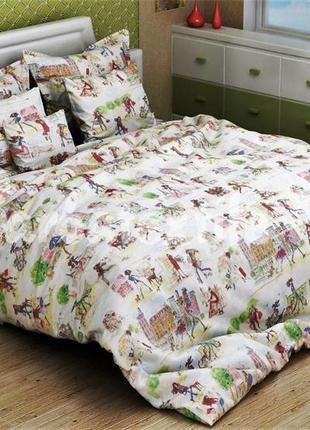 Комплекты постельного белья из бязи gold lux