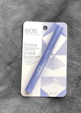 Бальзам для губ eos crystal stick