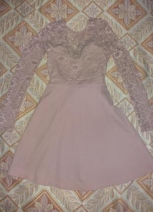 Ідеальне нарядне плаття missguided