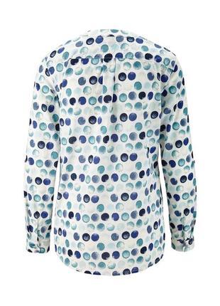 Модная блуза-рубашка 42евро 48наш tcm tchibo5
