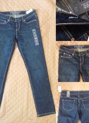 Новые джинсы aeropostale