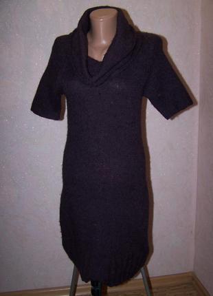 Платье марсала motivi мохер италия пог-36см