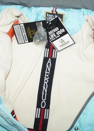 Зимнее пальто для девочки anernuo 171965