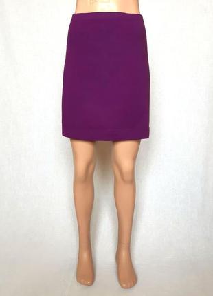 Базовая трикотажная юбка