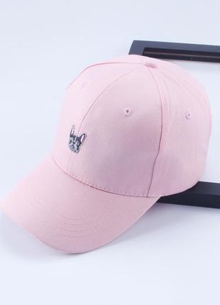 13-55 бейсболка с собачкой кепка панамка шапка