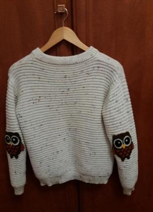 Вязаний светер