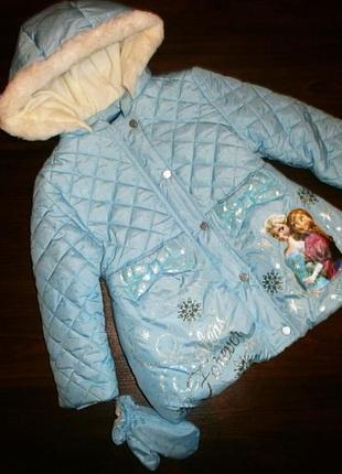 Куртка george,3-4 года