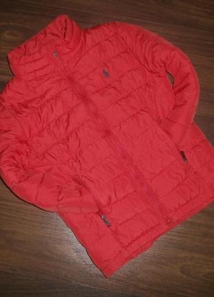 Куртка ralph lauren оригинал,4 года