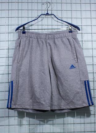 Шорты мужские  adidas  размер l (р52)  состояние отличное