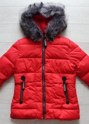 Красные куртки 2019 - купить недорого вещи в интернет-магазине Киева ... 5ee1016d0a640