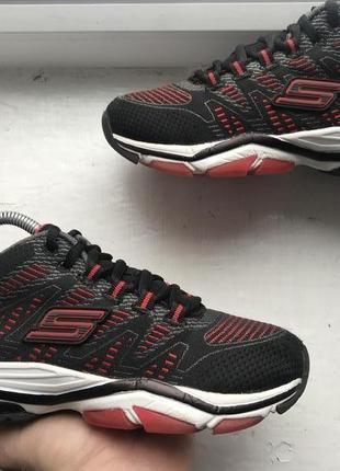 Skechers train air 32p спортивные детские кроссовки