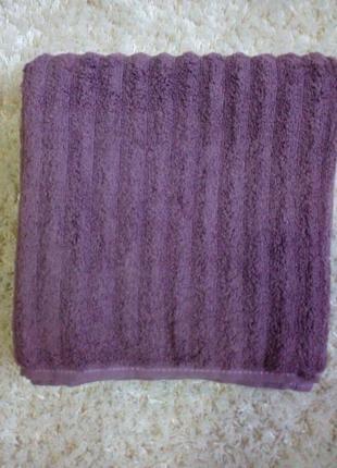 Полотенце лицевое махровое