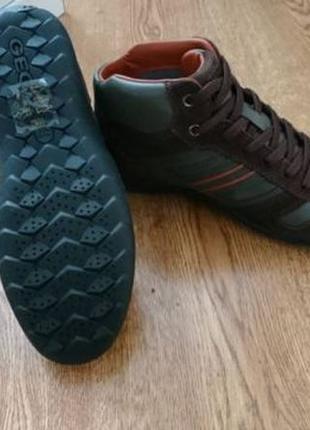 Чоловічі черевики geox