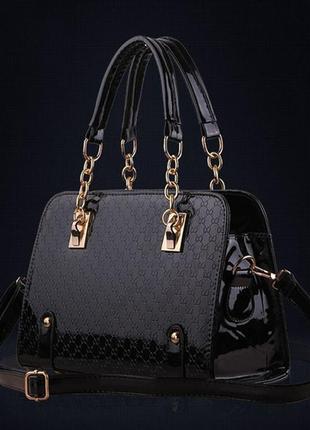 25a2a6b2e4b4 Женская сумка art эко-кожа черная, цена - 449 грн, #17285367, купить ...