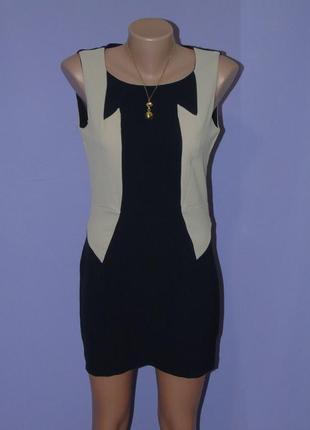 Комбинированное платье utam london