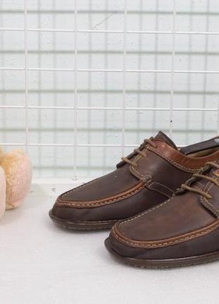 Туфли мужские кожаные excellent размер 41 стелька 26.5 см