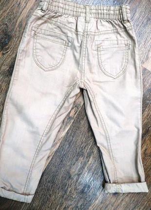 Стильные льяные брюки6