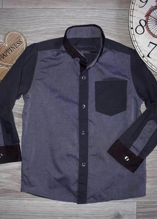 👌next нарядная рубашка 3 г 98 см