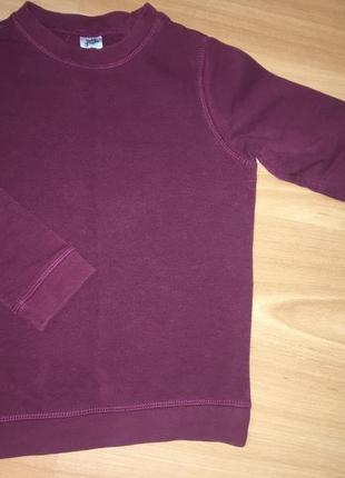 Тёплые свитера,худи, кофты h&m, george 4-6 лет3