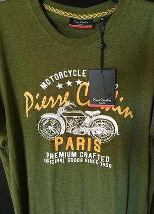 Pierre cardin мужская футболка в наличии размер хл англия оригинал4