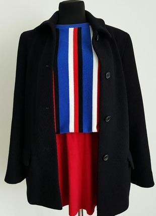 Пальто strenesse. шерсть+ангора. оригинал!