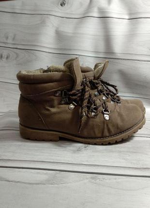 Демисезонные ботинки plato, 39 размер