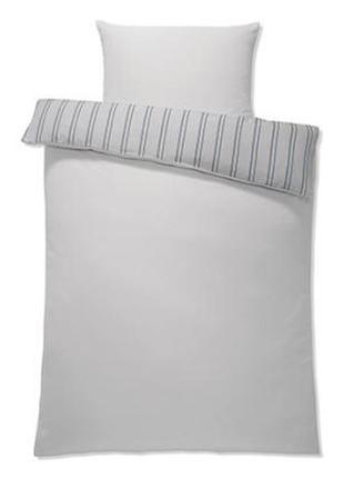 Комплект постельного белья тсм tchibo, германия, пододеяльник+наволочка