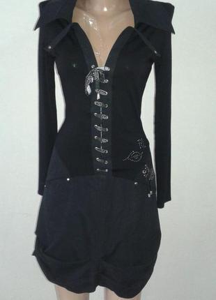 Оригинальное модное платье bonita