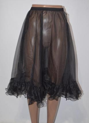 Нижняя юбка для пышности