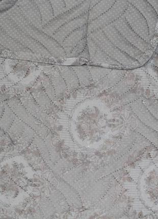 Покрывало, одеяло двухстороннее madame coco 200*220 распродажа6 фото