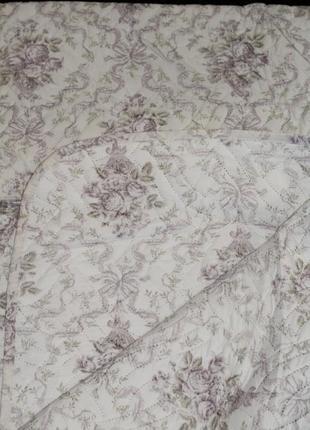 Покрывало, одеяло двухстороннее madame coco 200*220 распродажа8 фото
