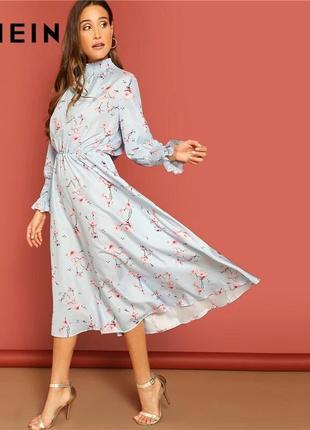 Нереально красивое нежное платье от shein