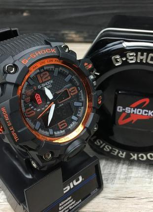Мужские часы casio g-shock gwg-1000 militari чоловічий годинник касіо