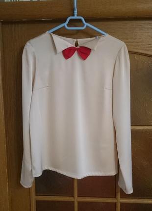 Блузка на каждый день в офис или в школу