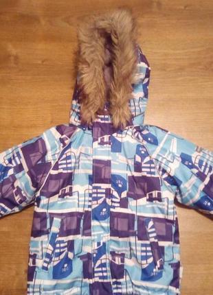Куртка и полукомбинезон huppa/ качество лучше lenne