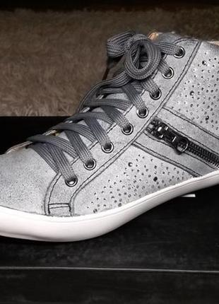 Демисезонные ботинки sigal для девочки