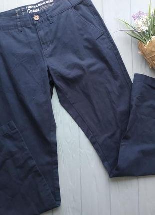 Мужские котоновые штаны, р.48  livergy германия