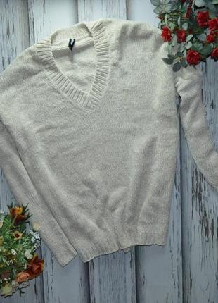 Велюровый свитер eksept p l