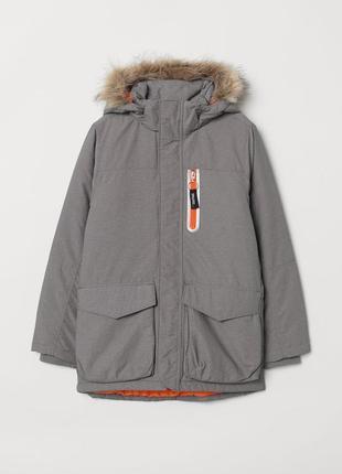 Куртка h&m удлиненная