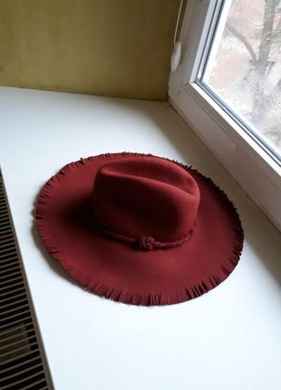 Шляпа  pull&bear 58 см