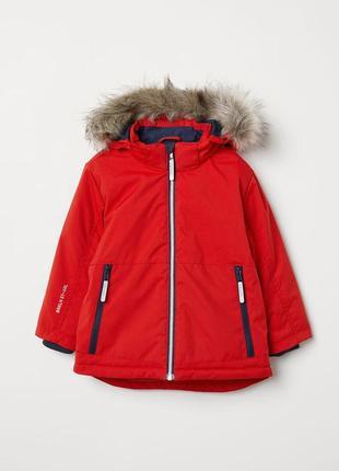 Теплые функциональные куртки h&m