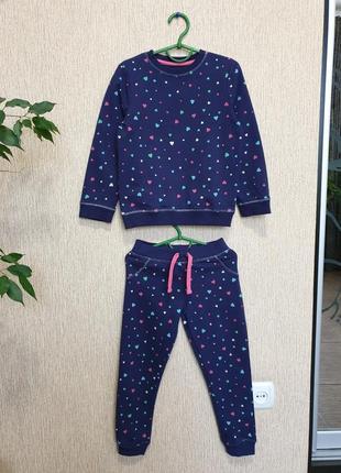 Крутой , качественный прогулочный костюм mothercare