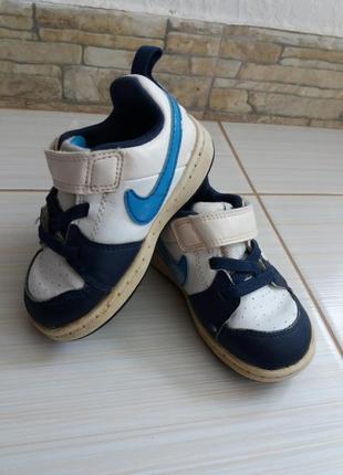 Кожание кроссовки nike 21,5 размер