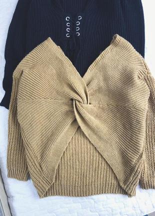 Очень стильный свитер qed london2 фото