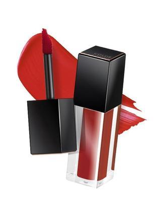 Гелевый тинт для губ a'pieu color lip stain gel tint / cr03 melting maple