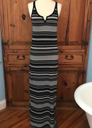 Длинное платье victoria's secret