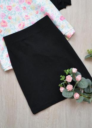 Хлопковая мини юбка по фигуре esmara