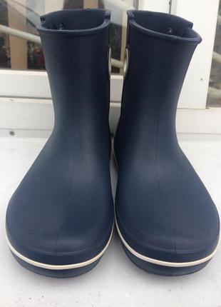 Резиновые сапоги crocs jaunt shorty boot3